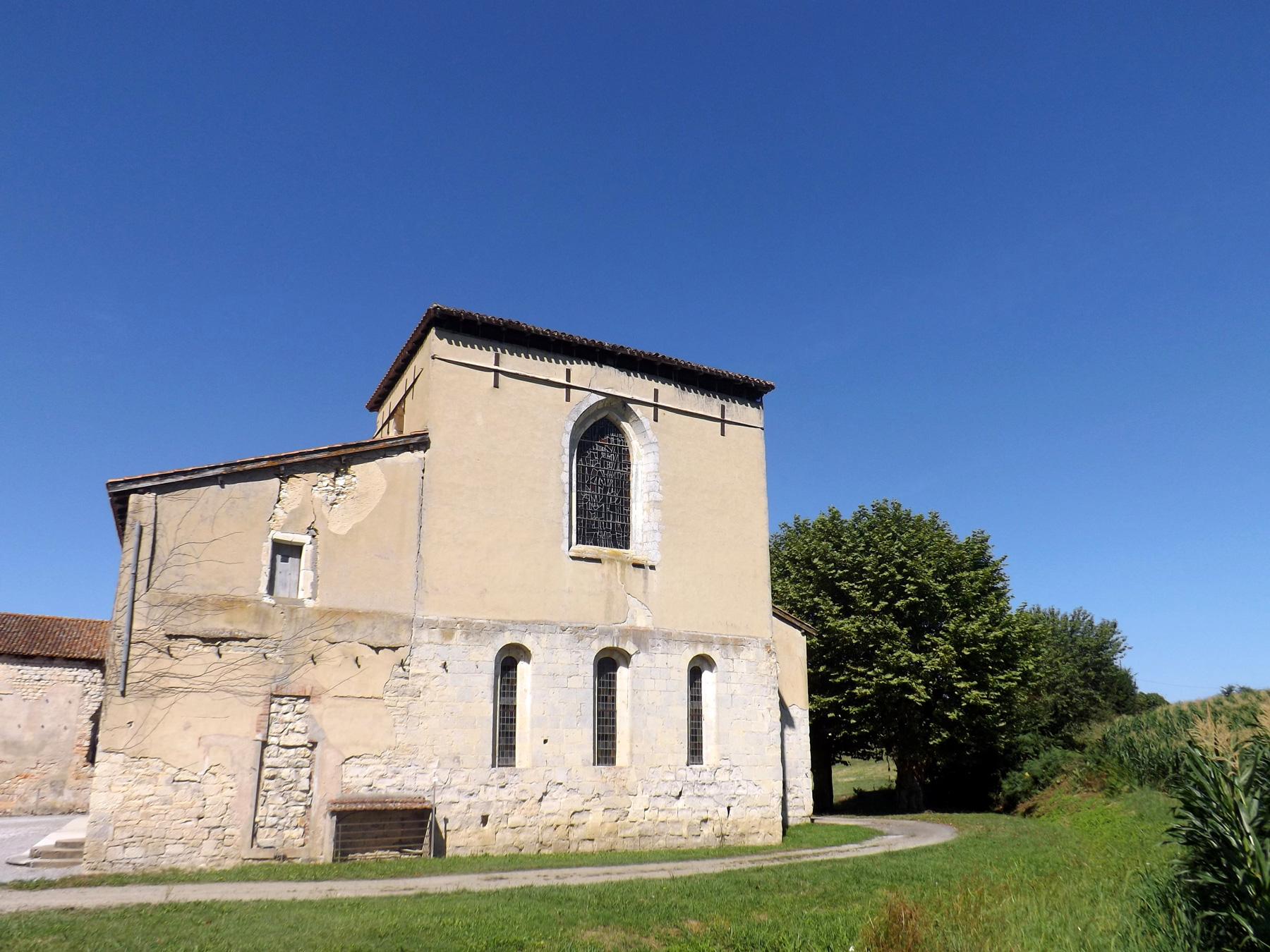 Eglise de Cagnotte