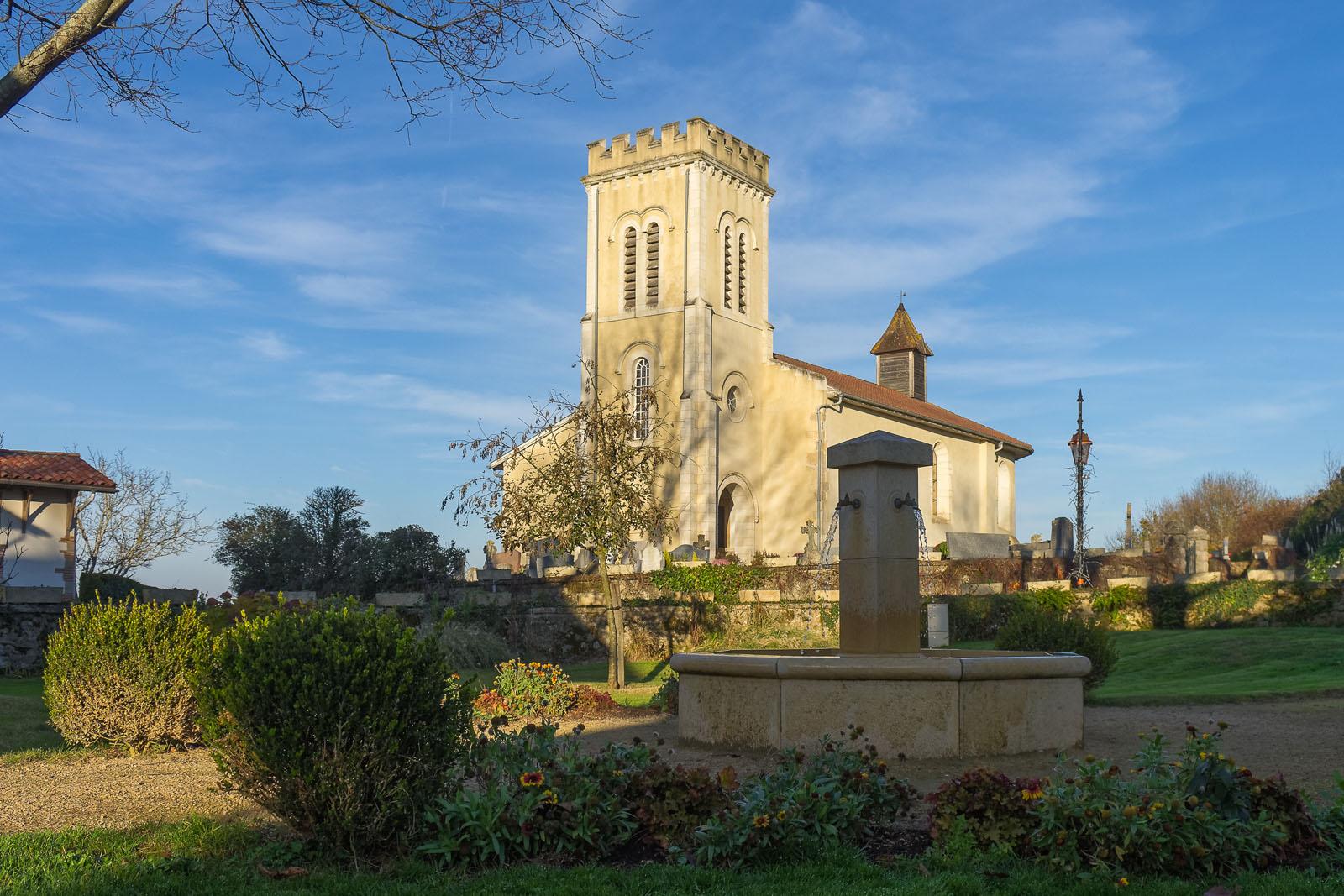 Eglise de Gaas