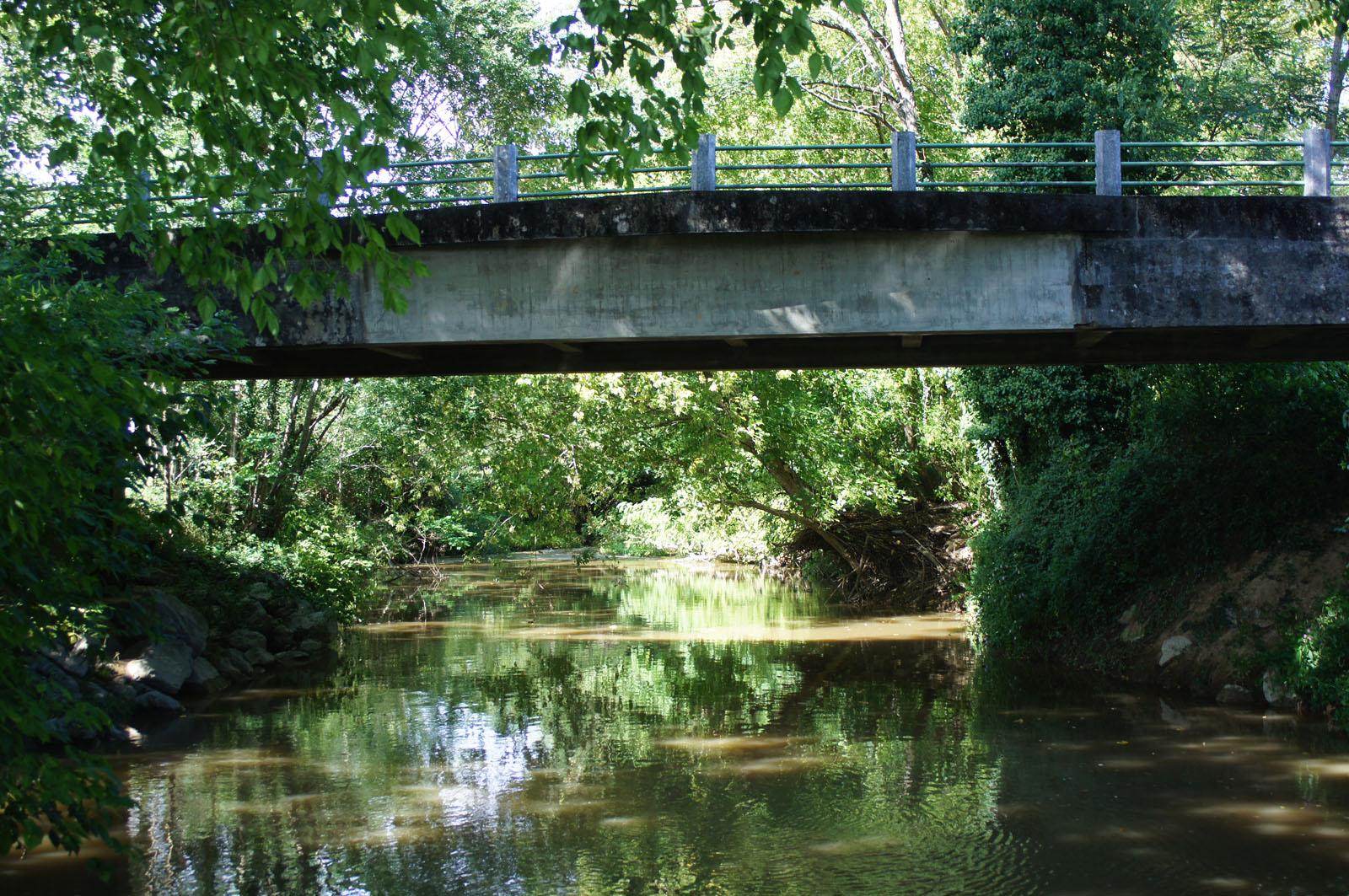 Rivière de Mimbaste
