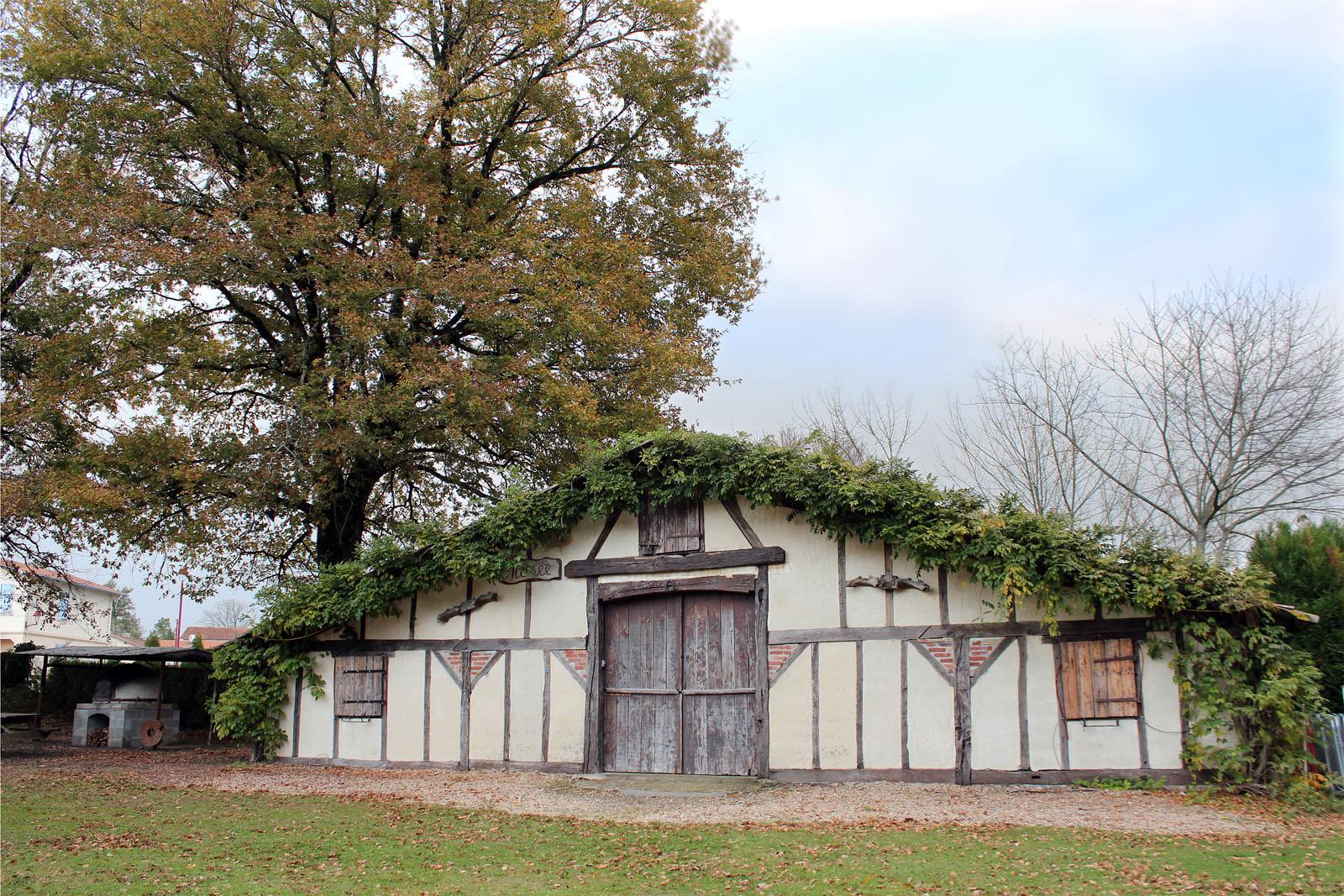 Musée de vieux outils de Misson