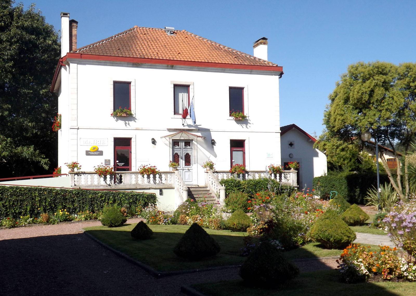 Mairie de Orthevielle
