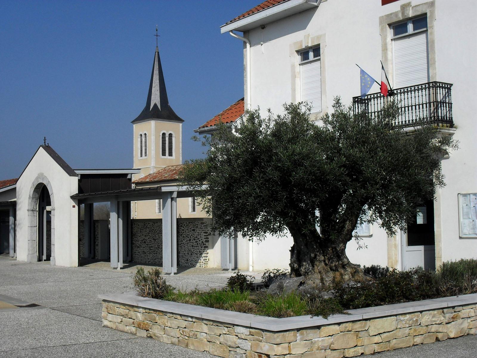 Mairie de Saint-Cricq du Gave