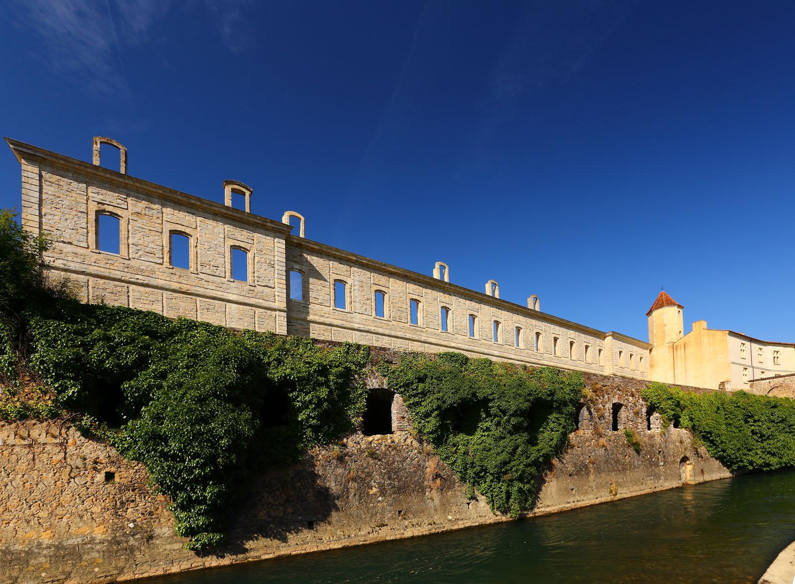 L'abbaye de Sorde l'Abbaye