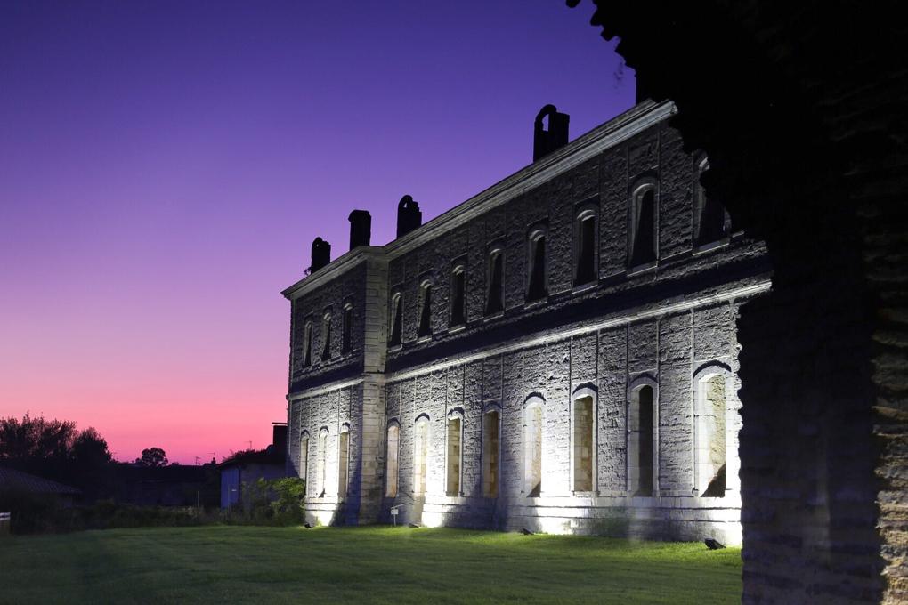 Abbaye de Sorde - Nocturne 2018 - © Catherine Martin