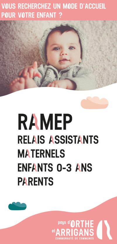 Téléchargez le dépliant du RAMEP