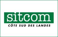 Logo SITCOM Côte Sud des Landes