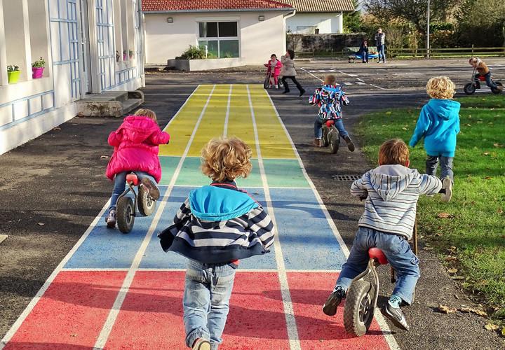 École maternelle de Peyrehorade