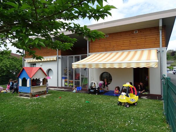 Crèche multi-accueils du Pays d'Orthe